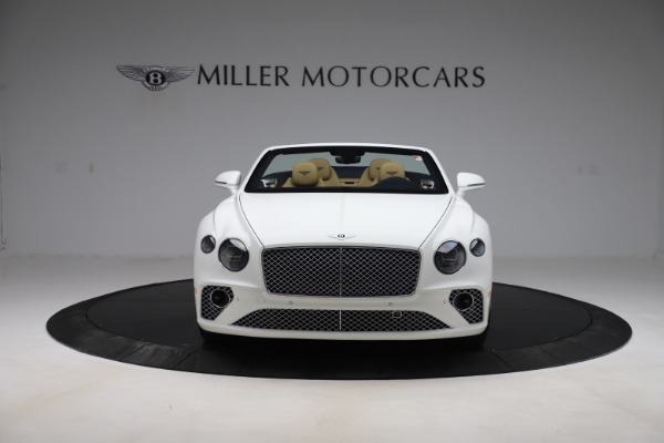 New 2020 Bentley Continental GTC V8 for sale $262,475 at Maserati of Greenwich in Greenwich CT 06830 12