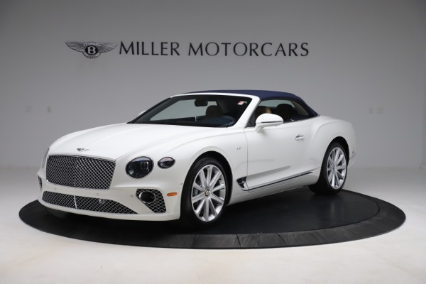 New 2020 Bentley Continental GTC V8 for sale $262,475 at Maserati of Greenwich in Greenwich CT 06830 13