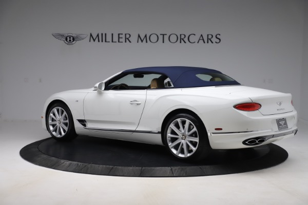 New 2020 Bentley Continental GT Convertible V8 for sale Sold at Maserati of Greenwich in Greenwich CT 06830 15