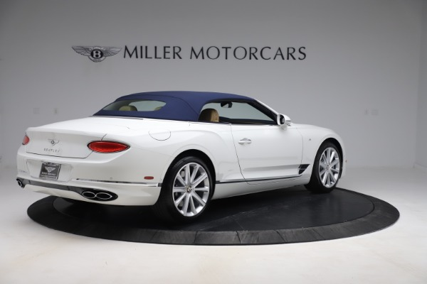 New 2020 Bentley Continental GTC V8 for sale $262,475 at Maserati of Greenwich in Greenwich CT 06830 16