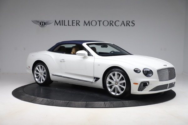 New 2020 Bentley Continental GTC V8 for sale $262,475 at Maserati of Greenwich in Greenwich CT 06830 18