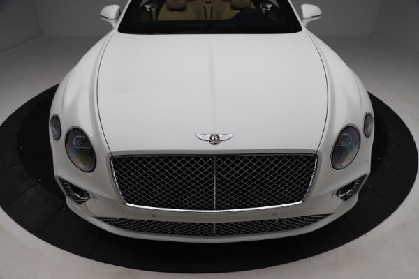 New 2020 Bentley Continental GTC V8 for sale $262,475 at Maserati of Greenwich in Greenwich CT 06830 19
