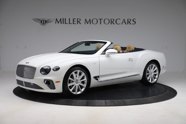 New 2020 Bentley Continental GTC V8 for sale $262,475 at Maserati of Greenwich in Greenwich CT 06830 2