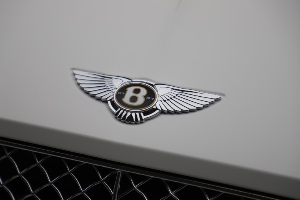 New 2020 Bentley Continental GT Convertible V8 for sale Sold at Maserati of Greenwich in Greenwich CT 06830 20