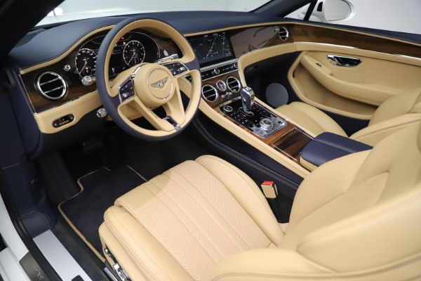 New 2020 Bentley Continental GTC V8 for sale $262,475 at Maserati of Greenwich in Greenwich CT 06830 24