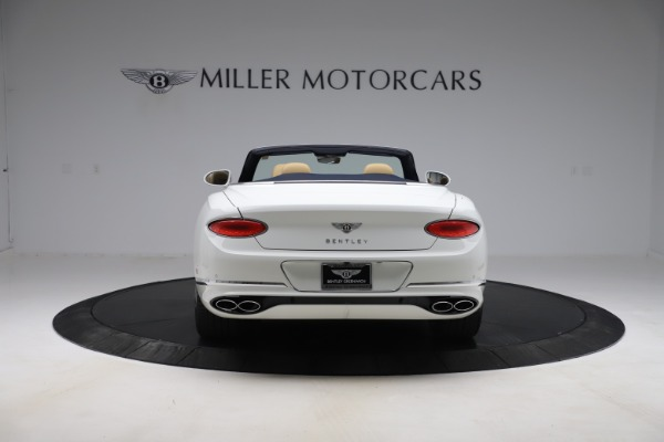 New 2020 Bentley Continental GTC V8 for sale $262,475 at Maserati of Greenwich in Greenwich CT 06830 6