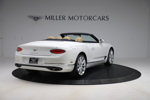 New 2020 Bentley Continental GTC V8 for sale $262,475 at Maserati of Greenwich in Greenwich CT 06830 7