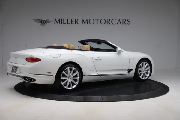 New 2020 Bentley Continental GTC V8 for sale $262,475 at Maserati of Greenwich in Greenwich CT 06830 8
