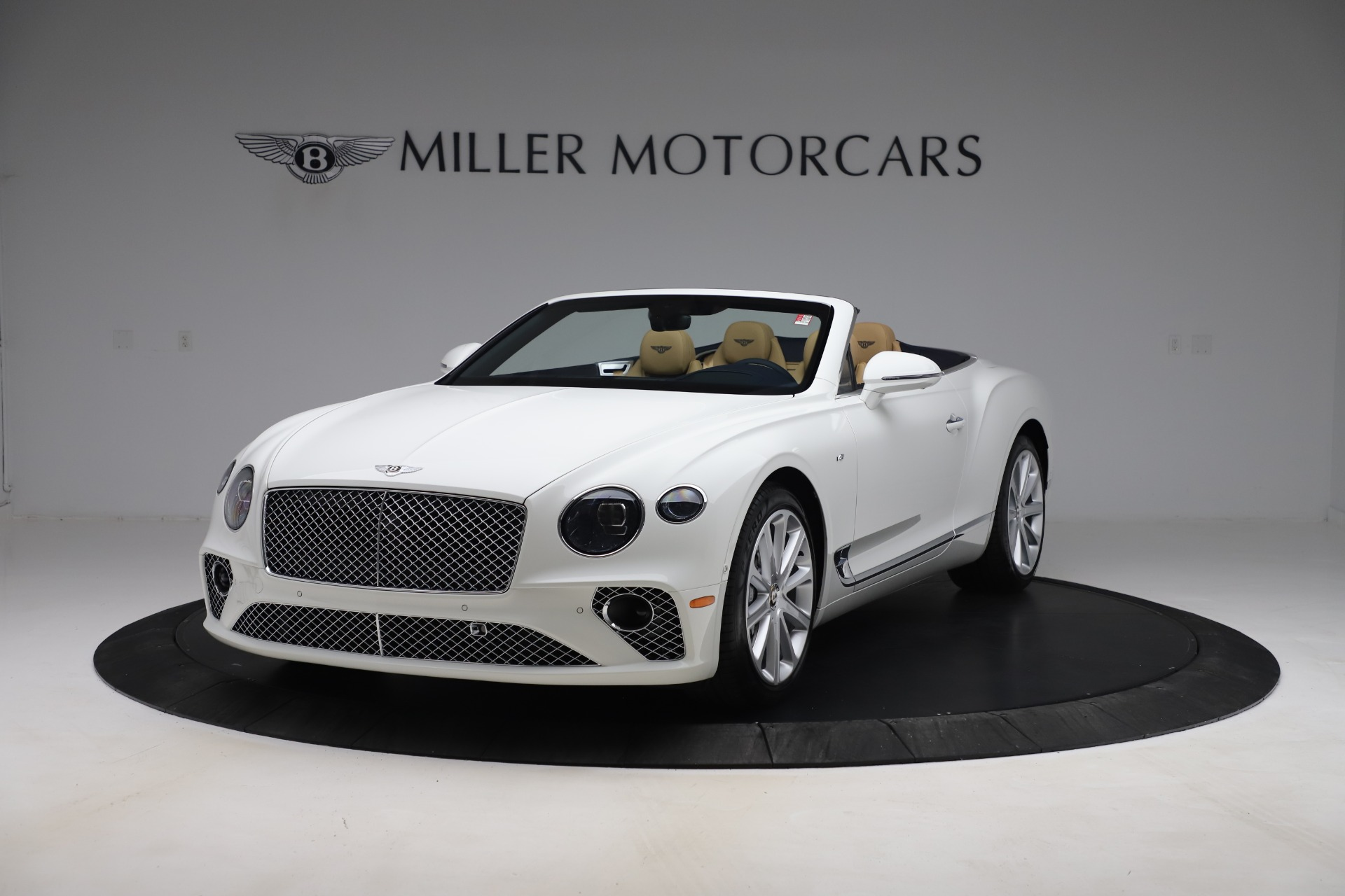 New 2020 Bentley Continental GTC V8 for sale $262,475 at Maserati of Greenwich in Greenwich CT 06830 1