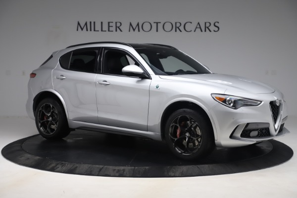 Used 2019 Alfa Romeo Stelvio Quadrifoglio for sale Sold at Maserati of Greenwich in Greenwich CT 06830 10