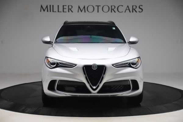 Used 2019 Alfa Romeo Stelvio Quadrifoglio for sale Sold at Maserati of Greenwich in Greenwich CT 06830 12
