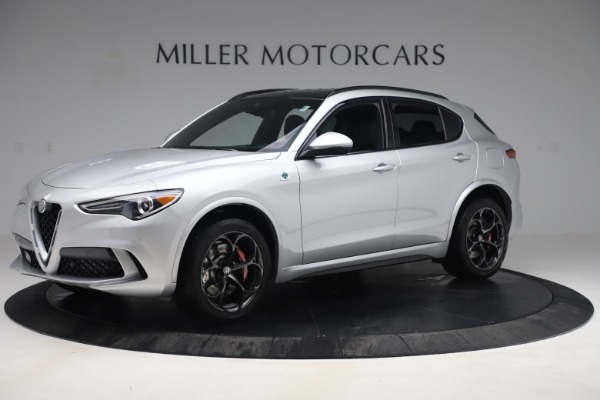 Used 2019 Alfa Romeo Stelvio Quadrifoglio for sale Sold at Maserati of Greenwich in Greenwich CT 06830 2