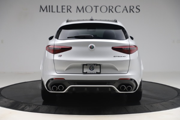Used 2019 Alfa Romeo Stelvio Quadrifoglio for sale Sold at Maserati of Greenwich in Greenwich CT 06830 6