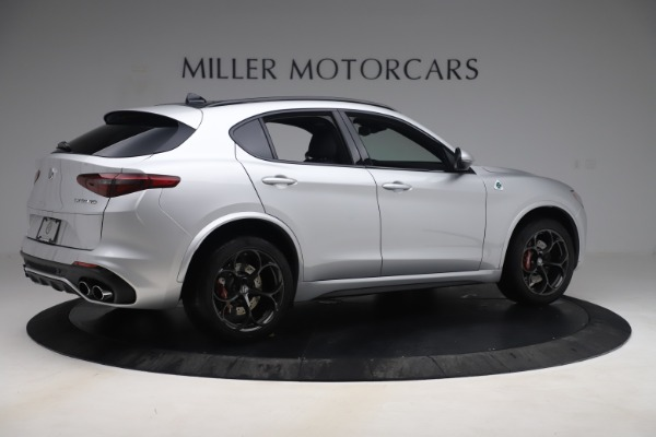 Used 2019 Alfa Romeo Stelvio Quadrifoglio for sale Sold at Maserati of Greenwich in Greenwich CT 06830 8
