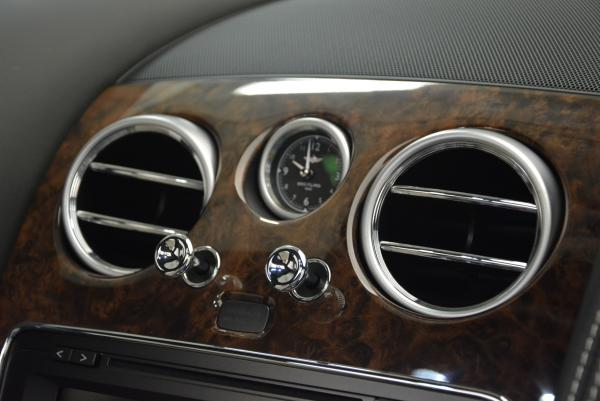 Used 2016 Bentley Flying Spur V8 for sale Sold at Maserati of Greenwich in Greenwich CT 06830 18