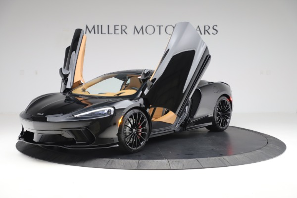 New 2020 McLaren GT Luxe for sale $245,975 at Maserati of Greenwich in Greenwich CT 06830 10