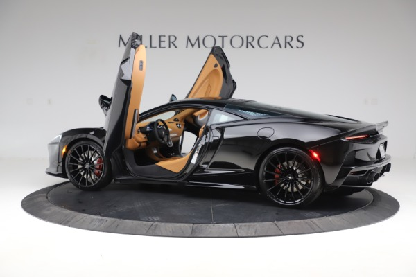 New 2020 McLaren GT Coupe for sale $245,975 at Maserati of Greenwich in Greenwich CT 06830 11