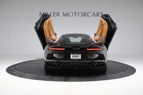 New 2020 McLaren GT Luxe for sale $245,975 at Maserati of Greenwich in Greenwich CT 06830 12