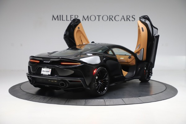 New 2020 McLaren GT Luxe for sale $245,975 at Maserati of Greenwich in Greenwich CT 06830 13