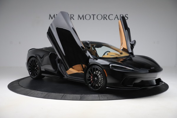 New 2020 McLaren GT Coupe for sale $245,975 at Maserati of Greenwich in Greenwich CT 06830 14