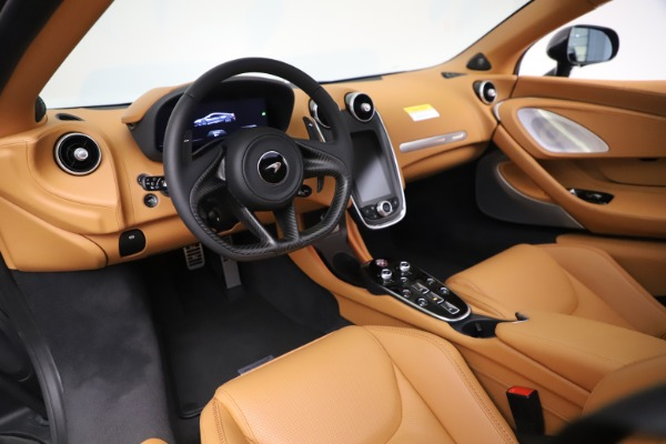 New 2020 McLaren GT Coupe for sale $245,975 at Maserati of Greenwich in Greenwich CT 06830 19