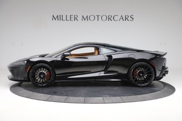 New 2020 McLaren GT Luxe for sale $245,975 at Maserati of Greenwich in Greenwich CT 06830 2