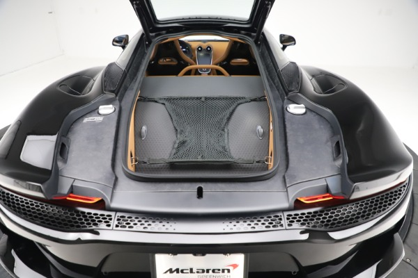 New 2020 McLaren GT Coupe for sale $245,975 at Maserati of Greenwich in Greenwich CT 06830 21