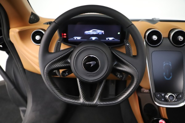 New 2020 McLaren GT Luxe for sale $245,975 at Maserati of Greenwich in Greenwich CT 06830 23