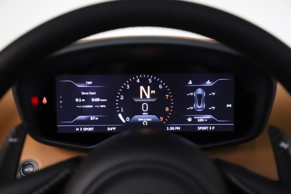 New 2020 McLaren GT Coupe for sale $245,975 at Maserati of Greenwich in Greenwich CT 06830 26