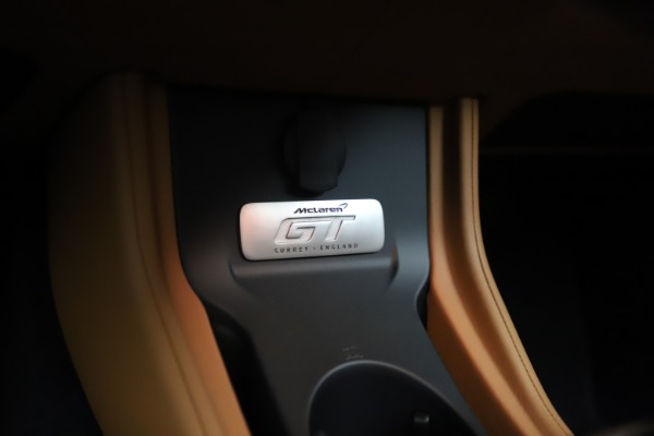 New 2020 McLaren GT Coupe for sale $245,975 at Maserati of Greenwich in Greenwich CT 06830 28