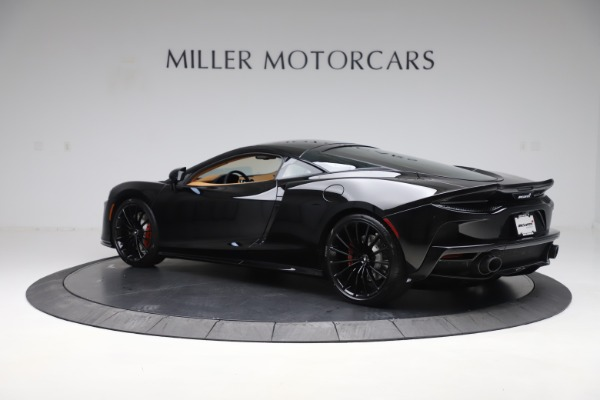 New 2020 McLaren GT Luxe for sale $245,975 at Maserati of Greenwich in Greenwich CT 06830 3