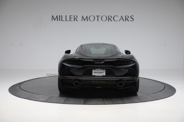 New 2020 McLaren GT Coupe for sale $245,975 at Maserati of Greenwich in Greenwich CT 06830 4