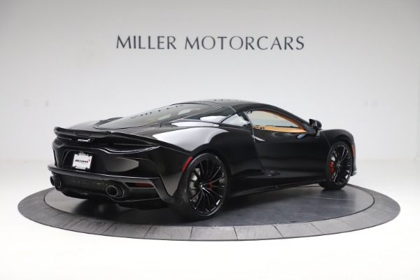 New 2020 McLaren GT Coupe for sale $245,975 at Maserati of Greenwich in Greenwich CT 06830 5