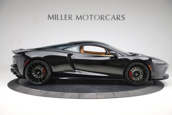 New 2020 McLaren GT Coupe for sale $245,975 at Maserati of Greenwich in Greenwich CT 06830 6