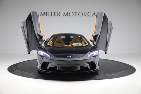 New 2020 McLaren GT Coupe for sale $245,975 at Maserati of Greenwich in Greenwich CT 06830 9