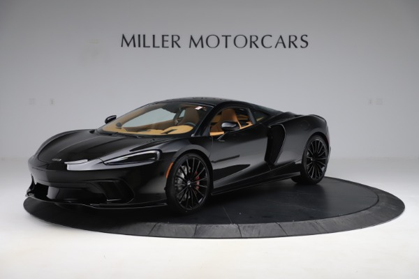 New 2020 McLaren GT Coupe for sale $245,975 at Maserati of Greenwich in Greenwich CT 06830 1