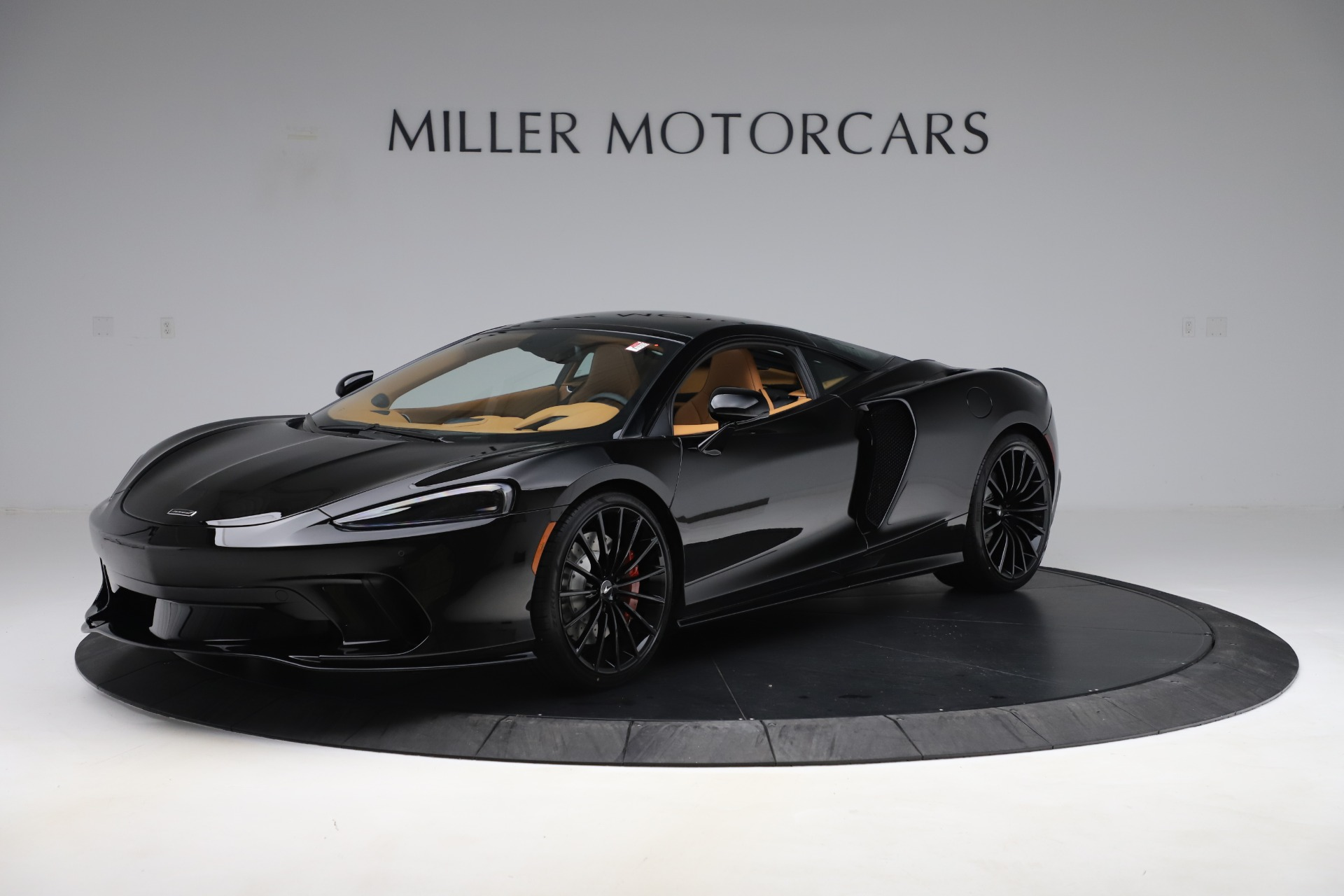 New 2020 McLaren GT Luxe for sale $245,975 at Maserati of Greenwich in Greenwich CT 06830 1
