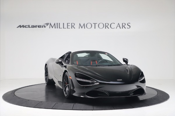 New 2020 McLaren 720S Spider Convertible for sale $383,090 at Maserati of Greenwich in Greenwich CT 06830 10
