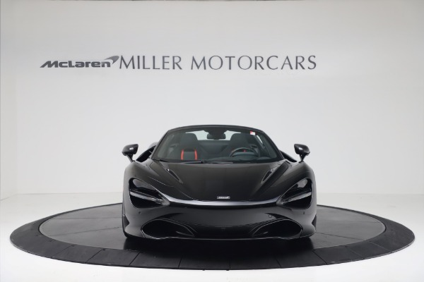 New 2020 McLaren 720S Spider Convertible for sale $383,090 at Maserati of Greenwich in Greenwich CT 06830 11