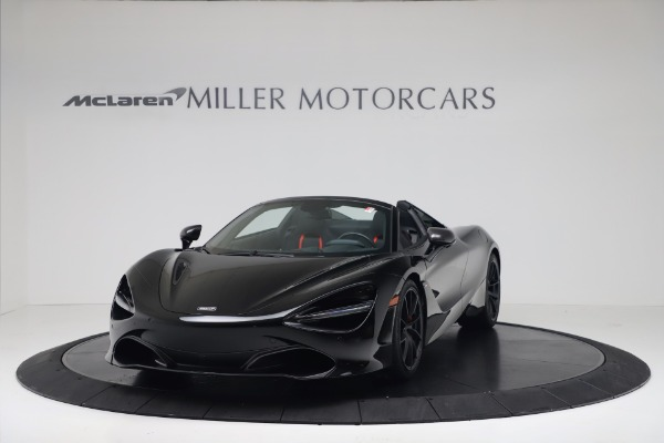 New 2020 McLaren 720S Spider Convertible for sale $383,090 at Maserati of Greenwich in Greenwich CT 06830 12