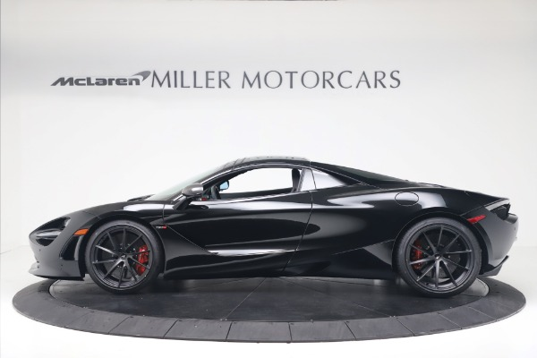 New 2020 McLaren 720S Spider Convertible for sale $383,090 at Maserati of Greenwich in Greenwich CT 06830 14