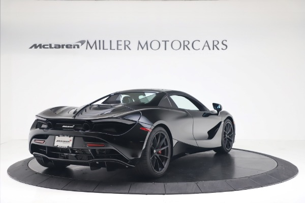 New 2020 McLaren 720S Spider Convertible for sale $383,090 at Maserati of Greenwich in Greenwich CT 06830 16