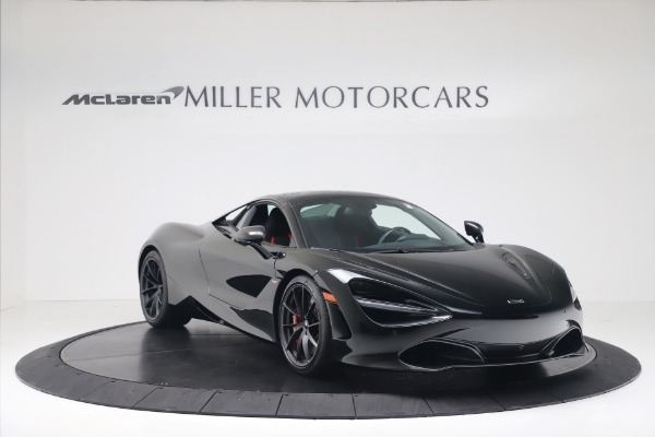 New 2020 McLaren 720S Spider Convertible for sale $383,090 at Maserati of Greenwich in Greenwich CT 06830 18