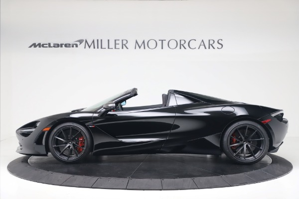 New 2020 McLaren 720S Spider Convertible for sale $383,090 at Maserati of Greenwich in Greenwich CT 06830 2
