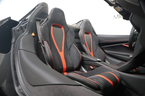 New 2020 McLaren 720S Spider Convertible for sale $383,090 at Maserati of Greenwich in Greenwich CT 06830 28
