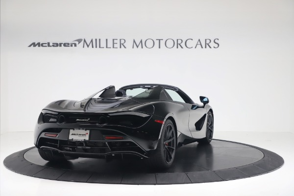 New 2020 McLaren 720S Spider Convertible for sale $383,090 at Maserati of Greenwich in Greenwich CT 06830 6