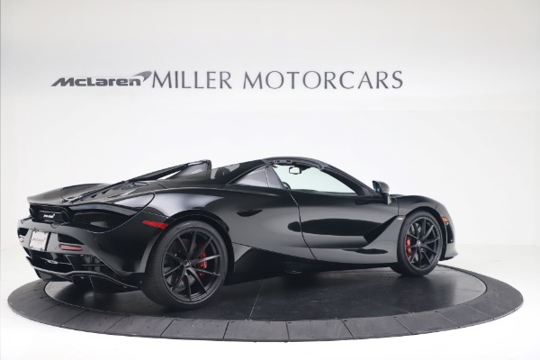 New 2020 McLaren 720S Spider Convertible for sale $383,090 at Maserati of Greenwich in Greenwich CT 06830 7
