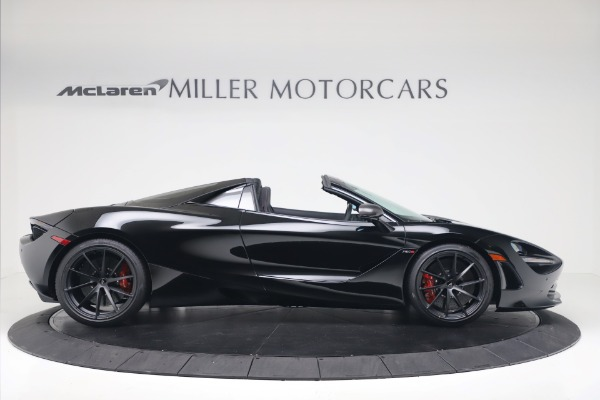 New 2020 McLaren 720S Spider Convertible for sale $383,090 at Maserati of Greenwich in Greenwich CT 06830 8