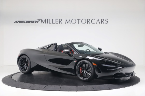 New 2020 McLaren 720S Spider Convertible for sale $383,090 at Maserati of Greenwich in Greenwich CT 06830 9