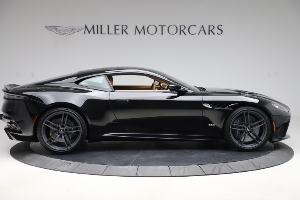 New 2019 Aston Martin DBS Superleggera Coupe for sale $336,406 at Maserati of Greenwich in Greenwich CT 06830 10